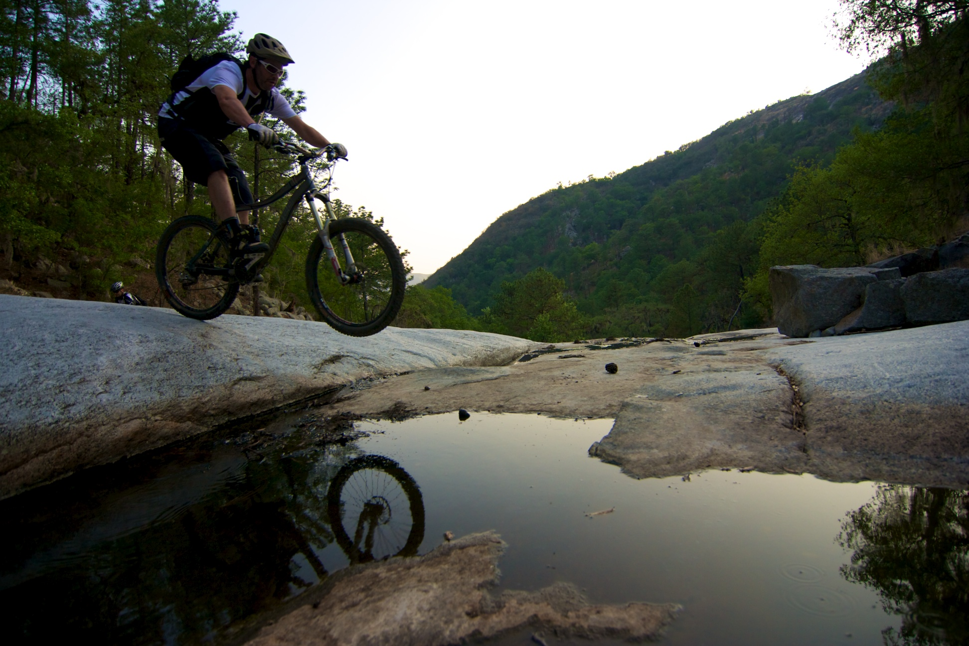 Mountainbiking in the region